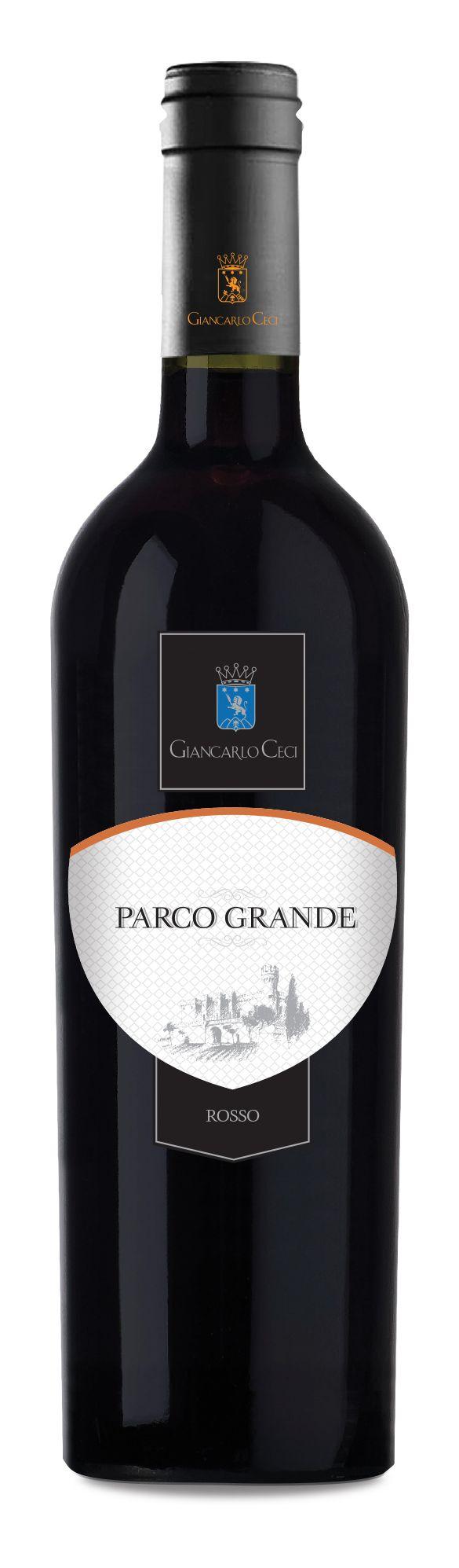 Parco Grande - Vino Rosso Biologico - Azienda Agricola Giancarlo Ceci