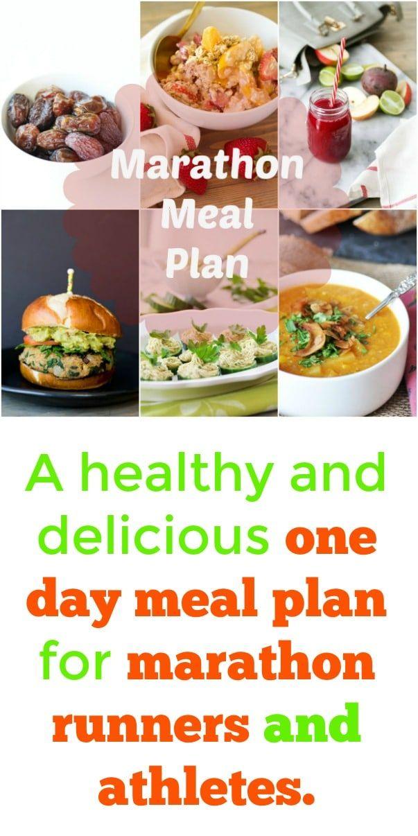 Marathon Meal Plan 2 Runners Meal Plan Vegan Meal Plans Vegetarian Meal Plan