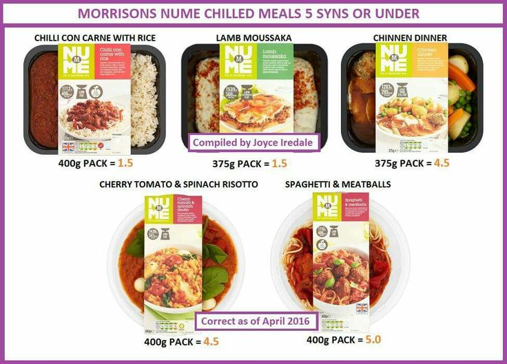 7 Best Slimming World Morrisons Images On Pinterest