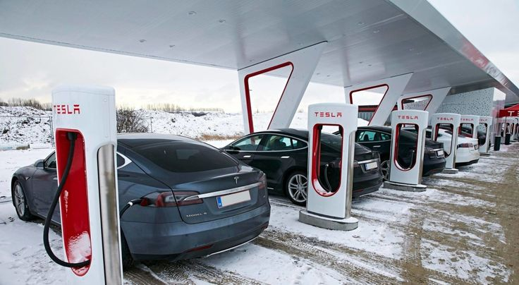 Электромобили Tesla будут заряжаться за 10 минут
