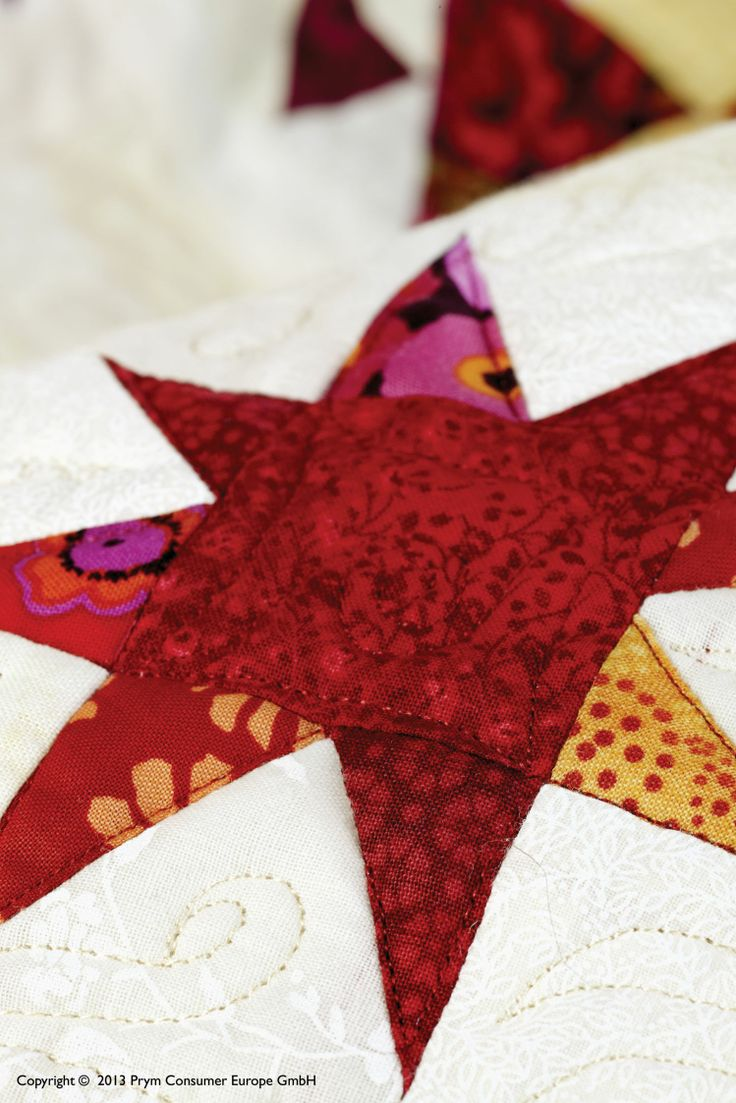 Quilting stars, for more languages click here: http://www.prym-consumer.com/prym/proc/docs/0H0H004cI.html?nav=0H0H004rv