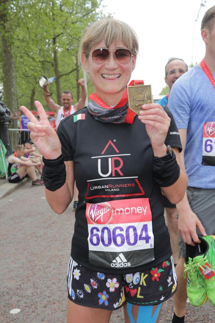 Greta Vittori, sport editor di Fashion Times alla Maratona di Londra -  - Read full story here: http://www.fashiontimes.it/galleria/greta-vittori-sport-editor-fashion-times-maratona-londra/