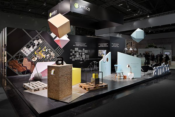 amtico bau in munich 2015 on behance exhibition design pinterest munich and behance. Black Bedroom Furniture Sets. Home Design Ideas