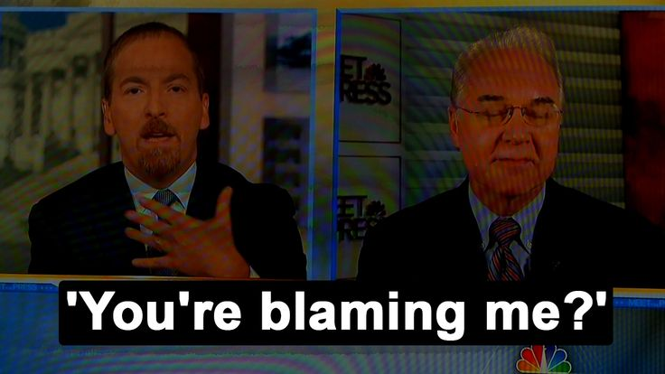 Chuck Todd displayed some spine as he raised his voice and challenged Trump's HHS director Tom Price for criticizing TV News Trump tweet coverage.