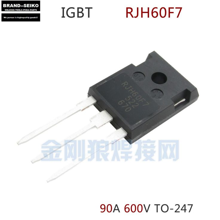 54.99$  Buy here  - 10PCS/LOT Inverter welding machine repair parts Single-tube IGBT RJH60F7 90 a 600 v