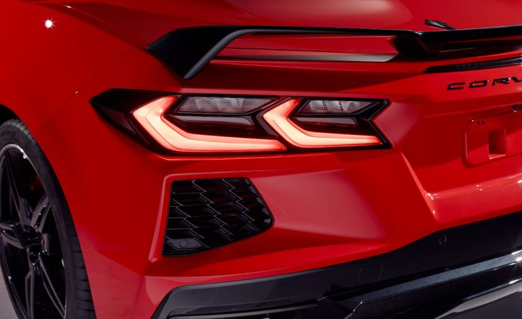 See The Mid Engined 2020 Chevy Corvette From Every Angle Chevy Corvette Corvette Chevrolet Corvette