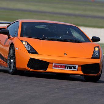 Cloud 9 Living - Race a Lamborghini