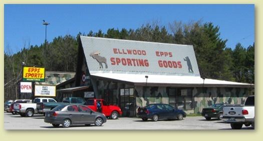 Ellwood Epps Sporting Goods