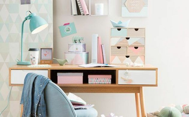 Idées déco pour une chambre ado fille design et moderne chambre