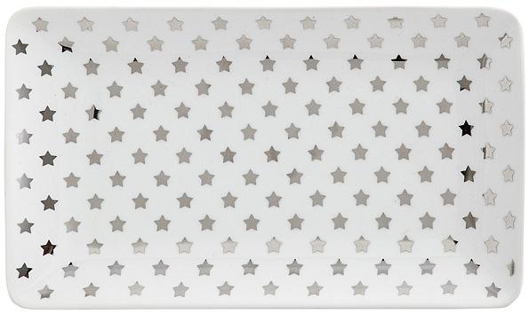 rechthoekig bord ster