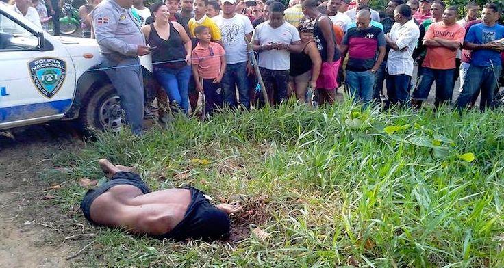 Desconocen identidad del occiso encontrado asesinado con dos impactos de bala en Joba Arriba. - RDjobero 100% Gasparense!!