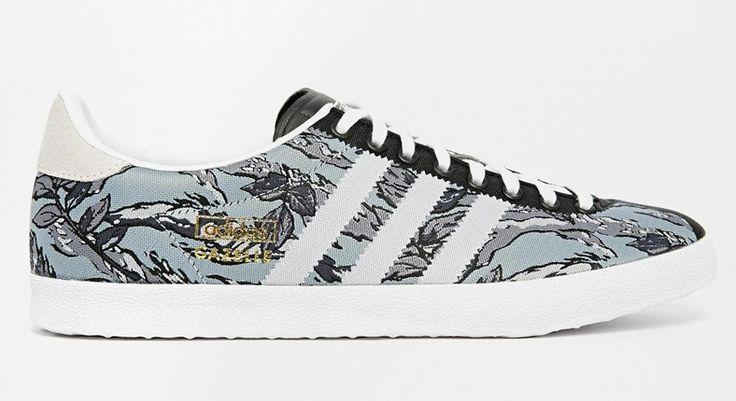 adidas Originals Gazelle ανδρικά sneakers με print