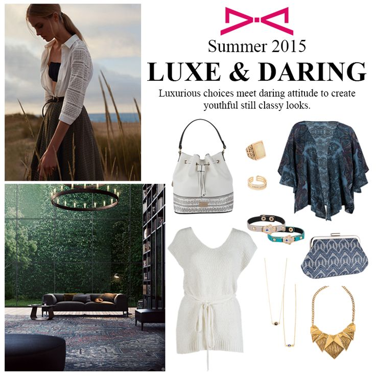 Luxe and Daring. by Achilleas Accessories