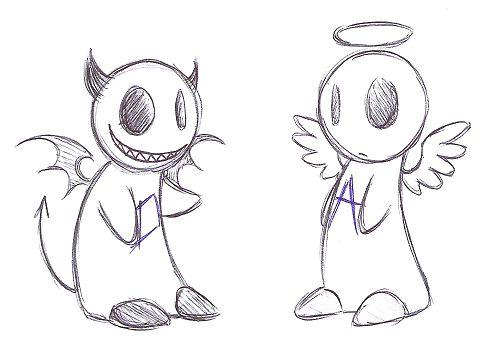 Google Image Result for http://www.doodlerblog.com/wp-content/uploads/715/angel-and-devil-doodle.png