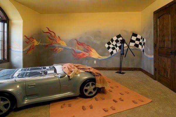 Fresque murale personnalisée pour les chambres d'enfants