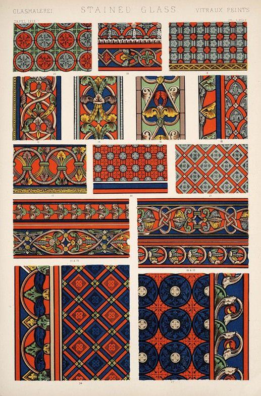 Средневековое искусство и готический орнамент Средневековое искусство и готикический орнамент #25