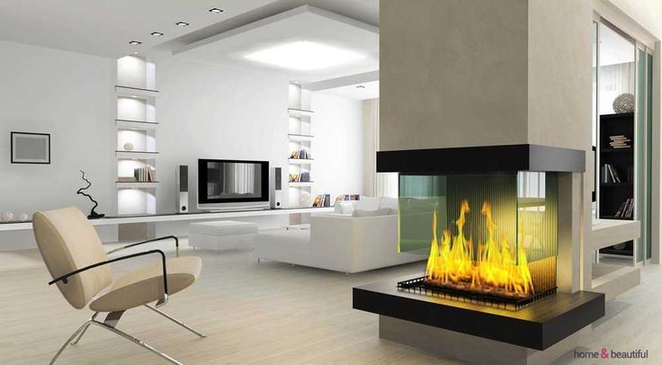13 Decorative Living Room Layouts With Fireplace And Television - http://www.homeandbeautiful.com/interiors/13-decorative-living-room-layouts-with-fireplace-and-television.html