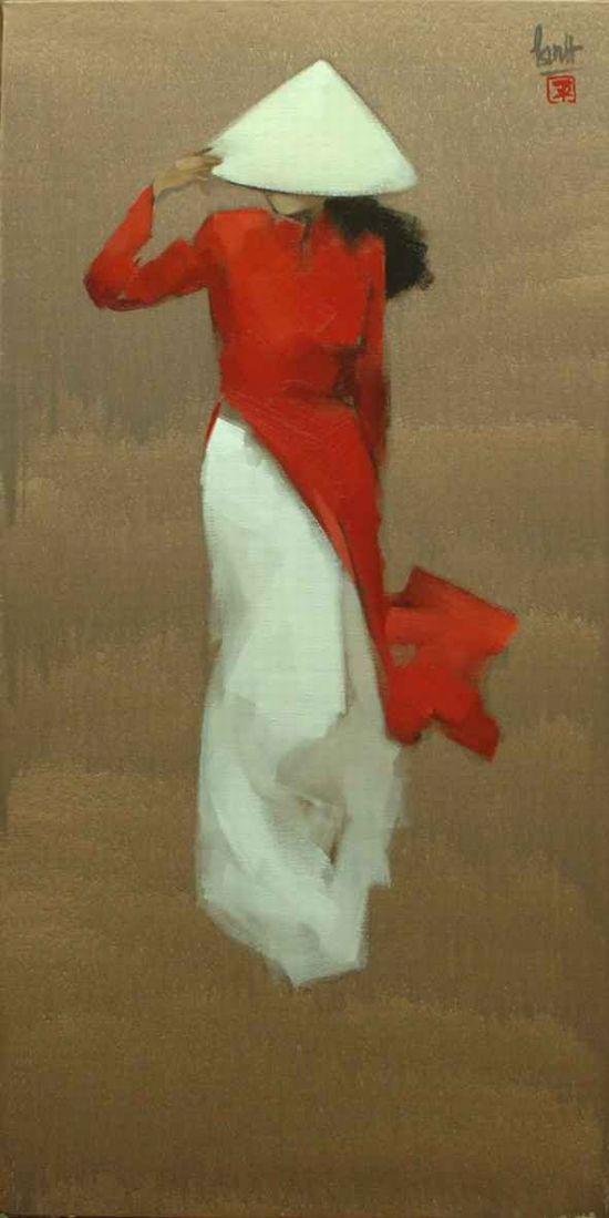 nguyen thanh binh art | Nguyen Thanh Binh 1954 | Vietnamese Figurative painter | Tutt'Art ...
