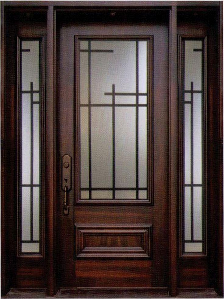 Pin By Karla Alvarez On Mayte Iron Front Door Wrought Iron Front Door Iron Door Design