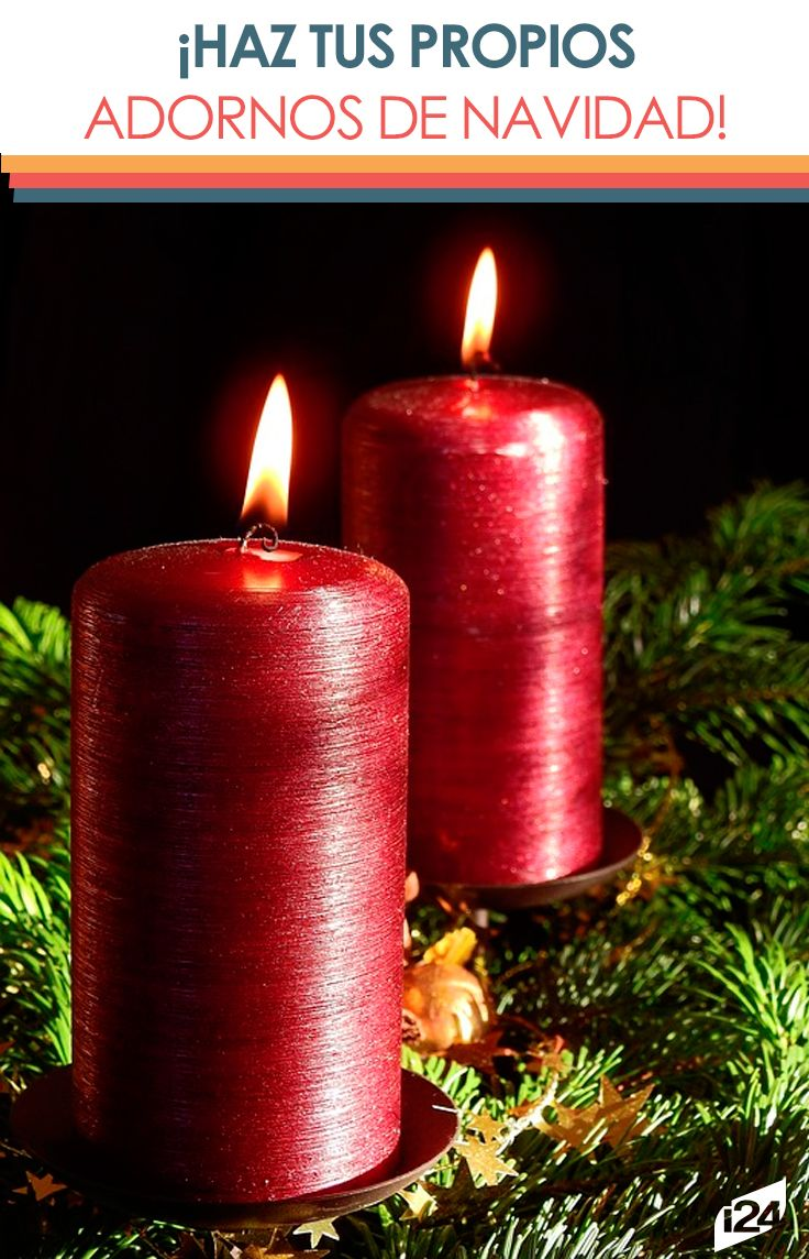 Esta temporada es ideal para usar la creatividad. ¡No temas hacerlo! #navidad #decoración #christmas