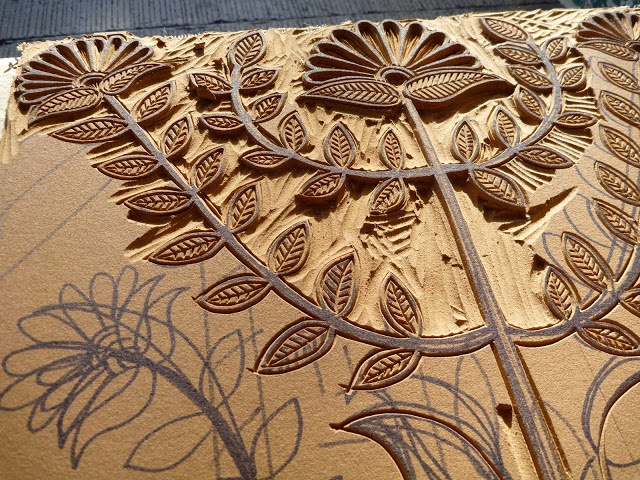Best images about lino cuts on pinterest