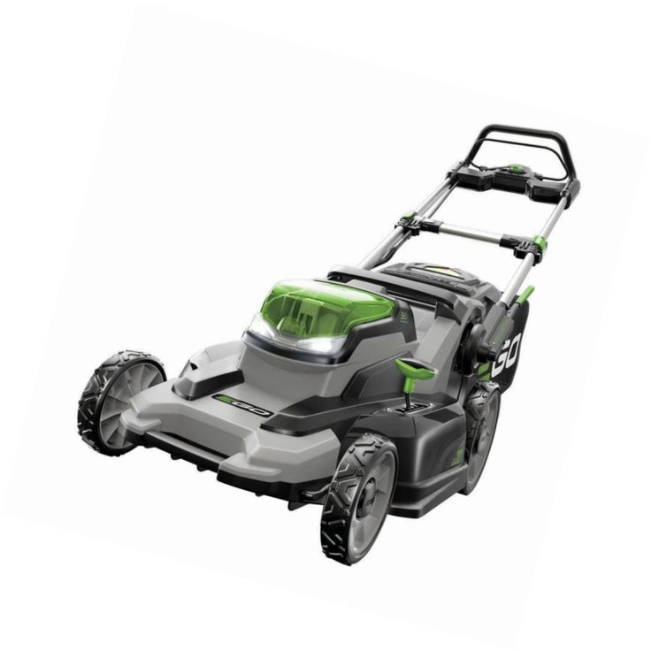 EGO Power 20-Inch 56-Volt Lithium-ion Cordless Lawn Mower - 4.0Ah Battery and C