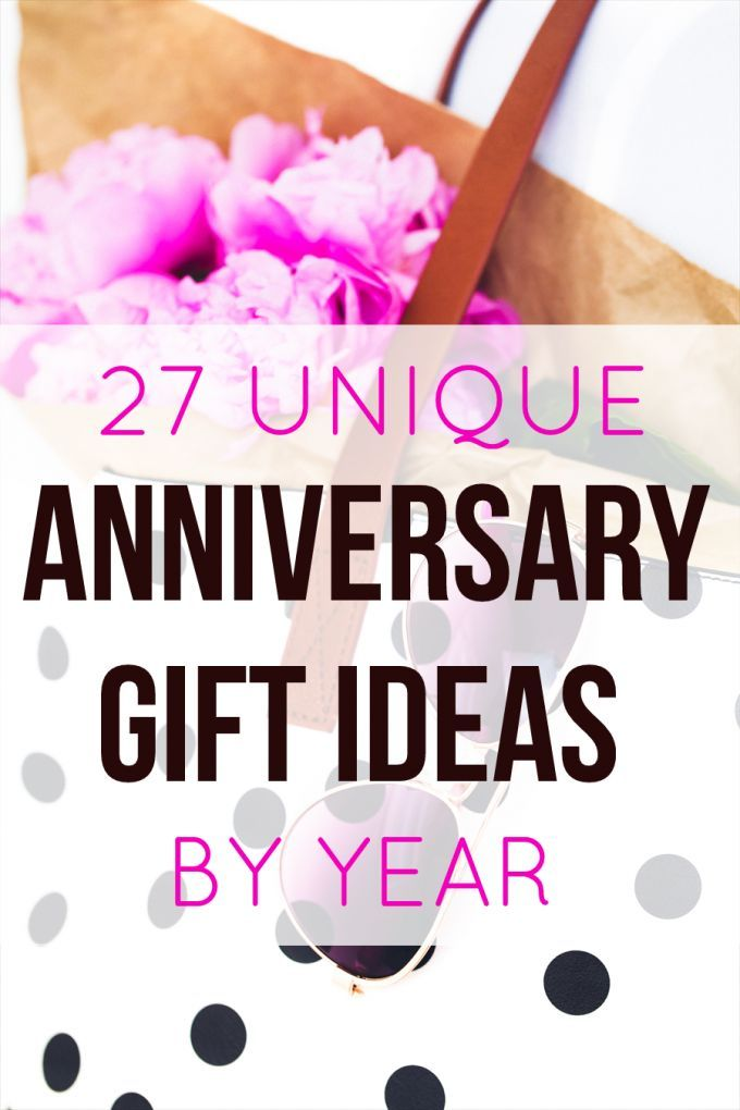 27 Modern Traditional Wedding Anniversary Gifts By Year With