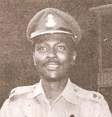 """General Yakubu """"Jack"""" Dan-Yumma Gowon (born 19 October 1934) was the head of state (Head of the Federal Military Government) of Nigeria from 1966 to 1975. He took power after one military coup d'état and was overthrown in another. During his rule, the Nigerian government successfully prevented Biafran secession during the 1967–70 Nigerian Civil War."""