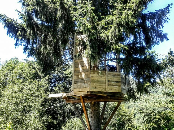 Treehouse diy