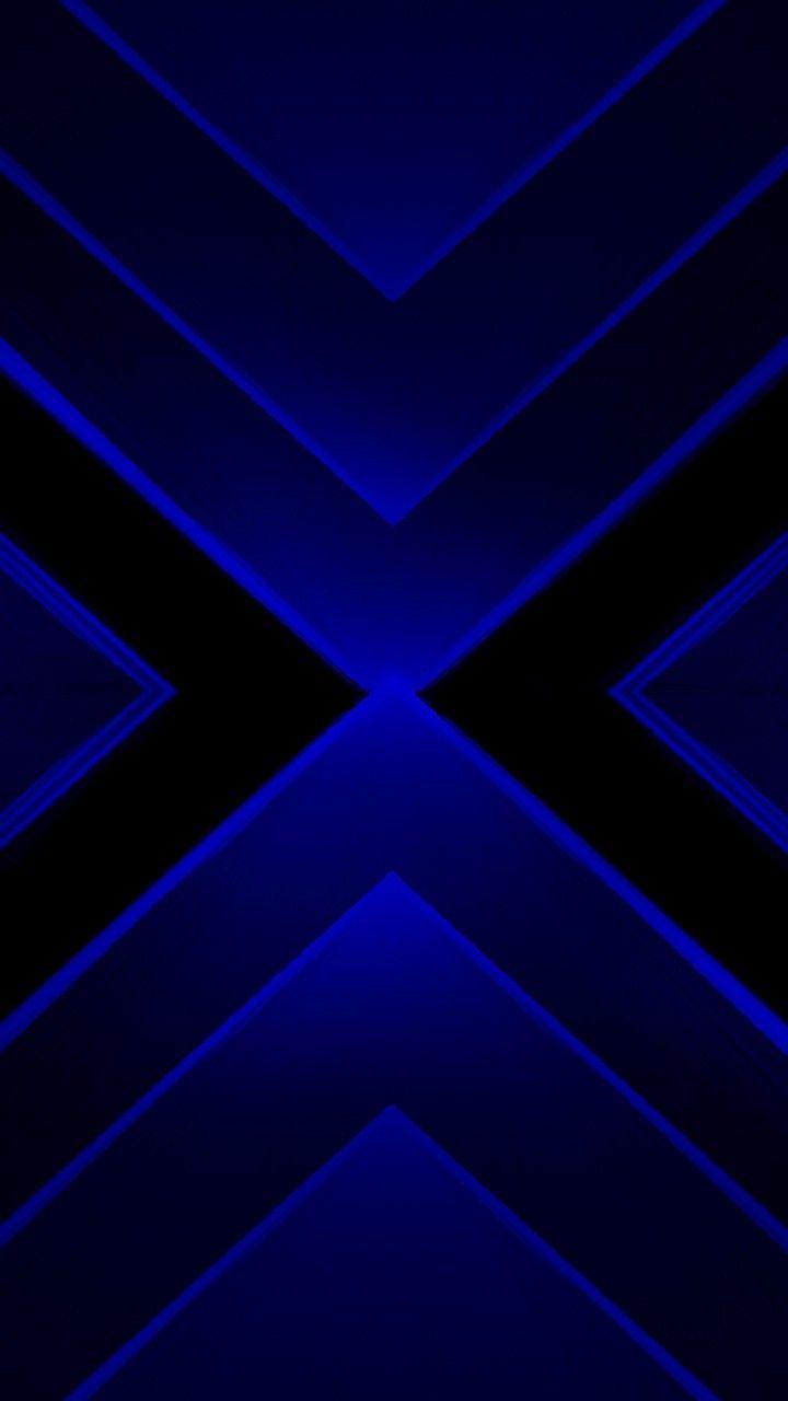 Bridge Tunnel Fashion And Interior Das Geometrische Design Unserer Eco Fashion Produkte Black And Blue Background Dark Blue Wallpaper Black And Blue Wallpaper