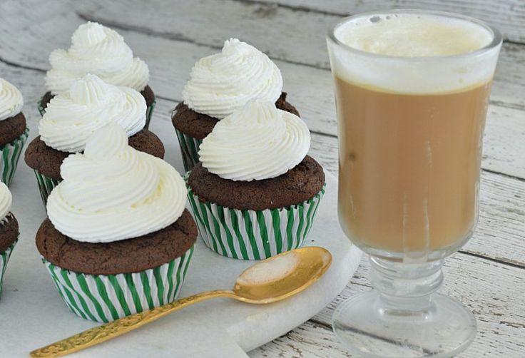Irish Coffee Cupcakes | Recipe | Coffee cupcakes, Irish and Whiskey