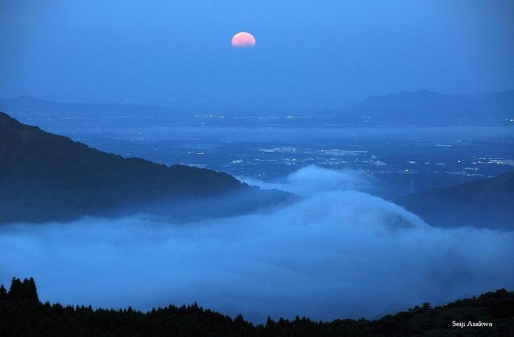 阿蘇(熊本) Aso, Kumamoto, Japan