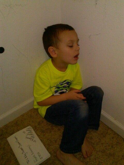 Autictic Boy Puts Midget In Closet