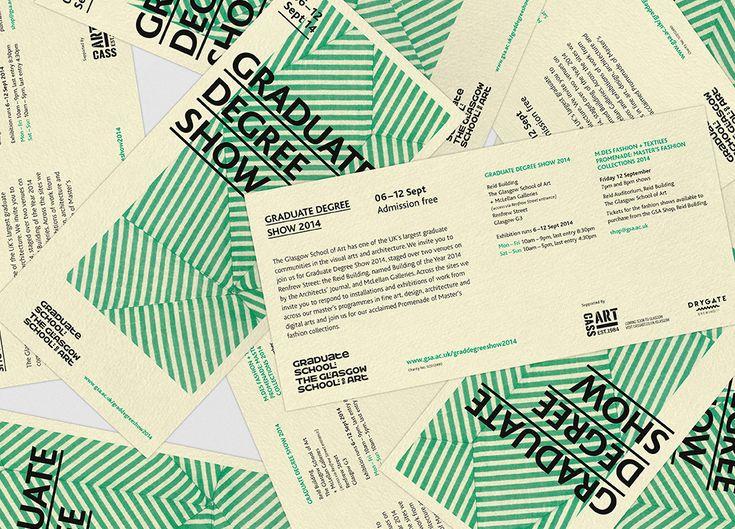 Glasgow School of Art Graduate Degree Show - johnargyle.com