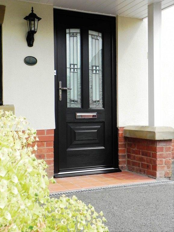The Rockdoor Illinois is a front door from the Ultimate range from Rockdoor. We have & The 9 best Door images on Pinterest | Entrance doors Front doors ...