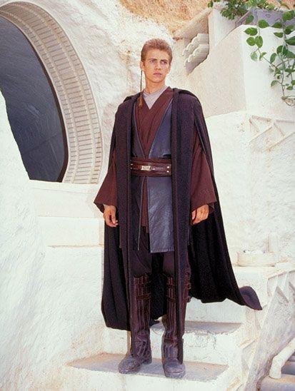 Anakin Skywalker as a Padawan - Star Wars Episode II: Attack of the clones