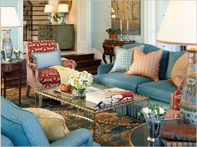 COMFORT & LUXURY: Other Ways to Decorate with Books