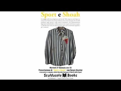 """la presentazione di """"Sport e Shoah"""" di Sergio Giuntini"""