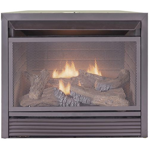 duluth forge dual fuel vent free fireplace insert
