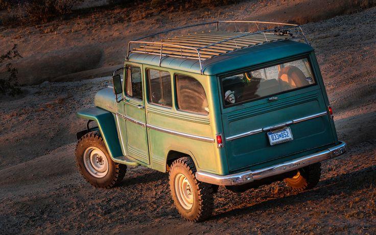 xx..tracy porter..poetic wanderlust...-Jeep Willys