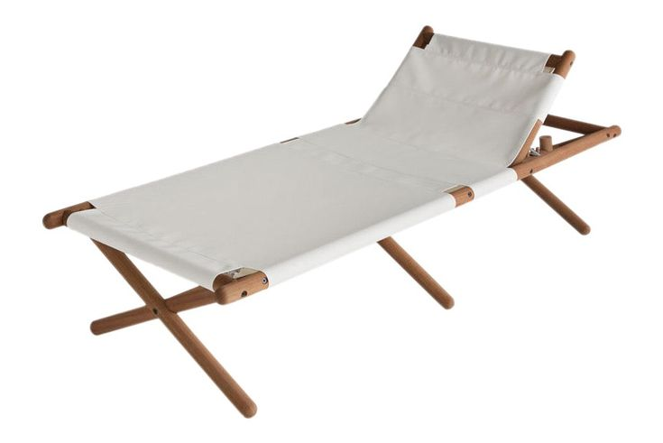 Buy Paraggi Sun Lounger by Design Collectif - Made-to-Order designer Furniture from Dering Hall's collection of Contemporary Industrial Mid-Century / Modern Traditional Transitional Organic Art Deco Chaises.