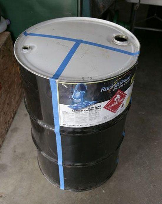 how to build a barrel bbq