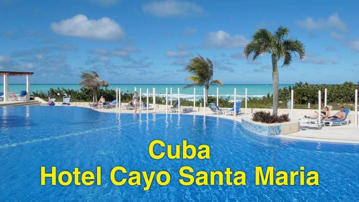 Hotel Cayo Santa Maria - Cuba Travel Review 2017. Here is a video of our trip to Cuba at the Hotel Cayo Santa Maria formerly known as Eurostars. The site is superb with a long sandy beach and crystal clear water. A nice all inclusive resort to relax for a week!