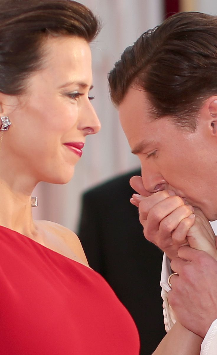 OMJ MY HEART IS EXPLODING OUT OF MY FACE HE IS PERFECT, Benedict Cumberbatch Asks His Wife The Same Cute Question On Every Red...