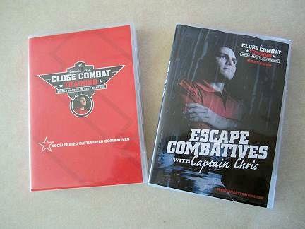 street survival - alternative self-defense weapons - close quarter combat DVDs