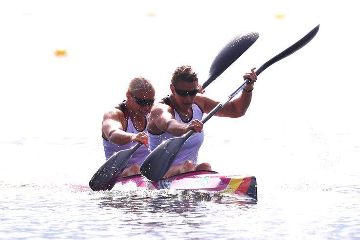 Canoe Sprint - Kayak Double 500m Women