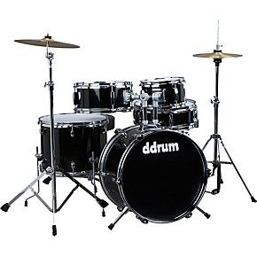Shop for the Ddrum D1 5-Piece Junior Drum Set with Cymbals and receive free shipping on your order and the guaranteed lowest price.