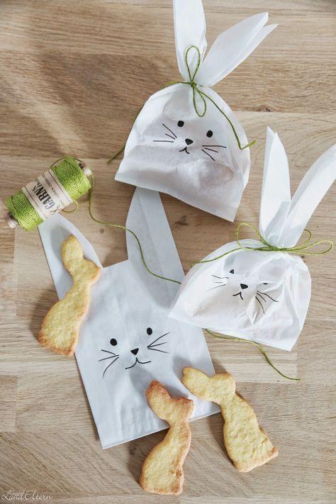 Schnelles DIY zu Ostern: Perfekt für die Suche im Wald!