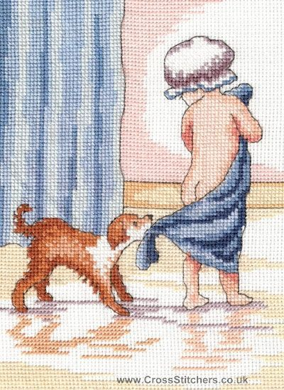 Play With Me - All Our Yesterdays Cross Stitch Kit
