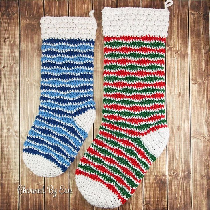 Using regular worsted weight yarn, a handful of colors and the puff stitch, you too can make your own Holly Jolly Holiday Crochet Stocking. This easy crochet Christmas pattern is available in two sizes, regular and large, so it's perfect for any member of the family. The colors are customizable too, so stick with a traditional holiday theme or go with the recipient's favorite hues - this holiday crochet stocking pattern will look so cute either way! This Christmas crochet pattern is also a…